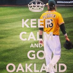 Let's Go Oakland!!