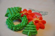 clever christma, swedish spritz, spritz cookies, cooki creation, everyth christma, swedish christma