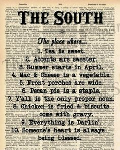 ❤️ this! #southern #quotes
