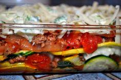 Paleo Lasagna..few tweaks and yum!