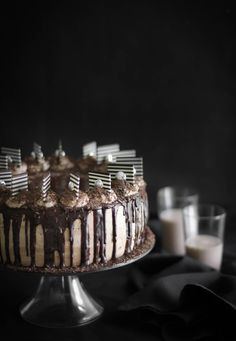 seven sins chocolate cake.