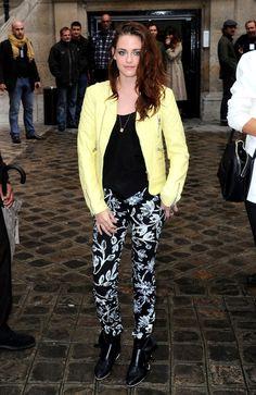 Nylon Blogs » Blog Archive » Best Dressed: Kristen Stewart via Discoveredd.com