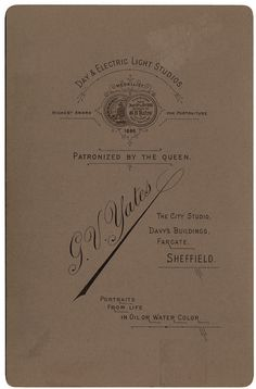 GV_yates_Sheffield by delicious Industries, via Flickr