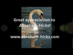 Abraham-Hicks: Look in the mirror and LIKE what you see