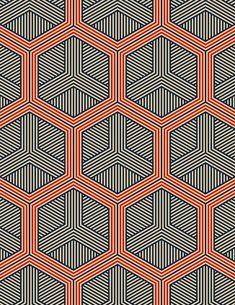 Hexagon No. 1, Martin Isaac on Society6