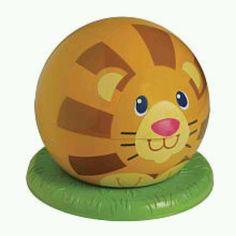 Lion potty
