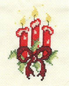 Free Christmas Cross Stitch Patterns - commons-wikimedia