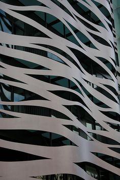 Toyo Ito building in Barcelona...