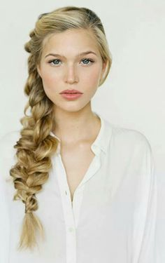 french braids, hair tutorials, prom hairstyles, beauti depart, hair style