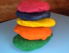 Simple and perfect play dough