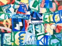 La revue Art Absolument - Les expositions : Jan Voss, De la pluie et du beau temps