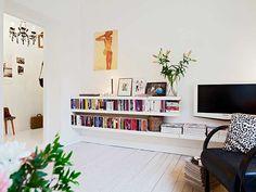 design attractor: Eclectic apartment in Göteborg