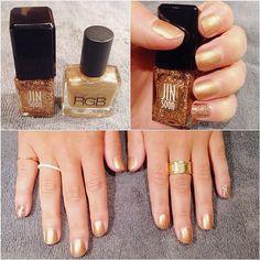 Golden #manimonday