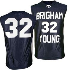 Join in on the JIMMERMANIA! Jimmer Fredette #32 Navy Replica Basketball Jersey! Complete with screen printed logos and numbers, this jersey is the perfect way to show off your favorite player.