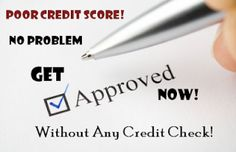 No Credit Check No Upfront Fee Loans: Get hold of fast money regardless of bad credit pr...