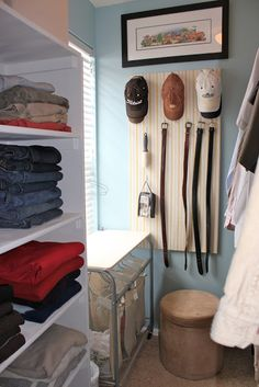 Achieving Creative Order: {Achieving} An Organized Man's Closet