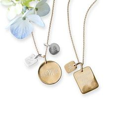 Gold Legacy Necklace #makeyourmark