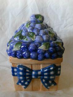 Vintage Cookie Jar | eBay