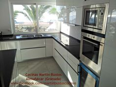 Cocina on pinterest ikea white kitchens and for Muebles bustos