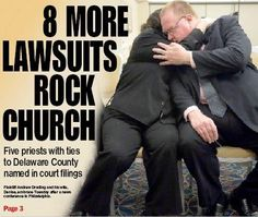 More alleged victims of clergy sex abuse fiile suit against archdiocese - delcotimes.com Sept. 19, 2012