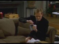 Frasier: Niles Starts Fire in Frasier's Apartment