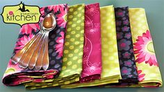 Kitchen: Mix & Match Napkins