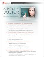 Talk to your doctor to take the next step. #biomarkers #personalizedmedicine #cancer