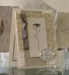 Best Wishes by ju012835 - Cards and Paper Crafts at Splitcoaststampers