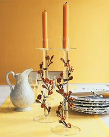 Pinecone Candle Vine How To