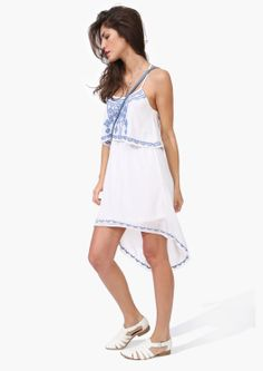 Love it all! Such a  pretty dress.