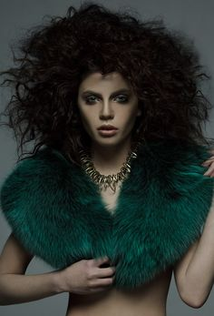 Photo by Matias Troncoso green fur