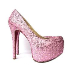 cheap Christian Louboutin Daffodile Aurora Boreale Pumps Pink.Please click picture to buy and get more detail.