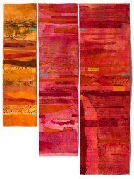 Dawn  Jette Clover Fiber art and mixed media