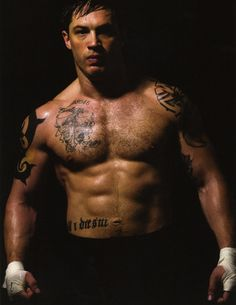 Tom Hardy, yum yum!
