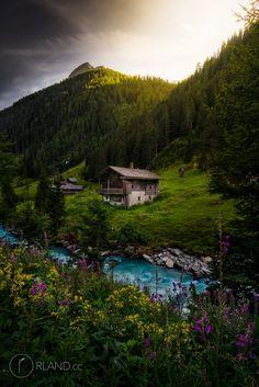 The Alps, Kitzbuehel, Tyrol - Austria #austria #tirol #kitzbuehel #alps #mountain #nature #visitaustria