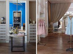 visual display, store interior, bridal shop, proyecto lizzi, chicago store