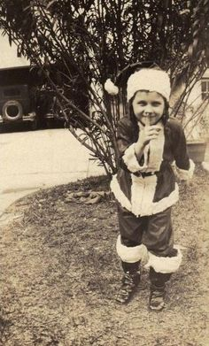 Christmas 1920's