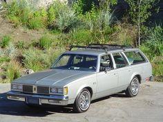 oldsmobile wagon