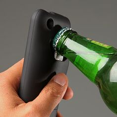 Bottle Opening iPhone Case