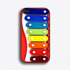 Toy Xylophone iPhone Case