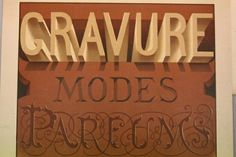 theoinglis:  Signwriting Specimens from Michael Twyman's MATD...