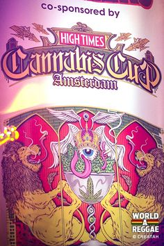 Cannabis Cup: The Amsterdam festival is more than just a bunch of stoners getting high. It's a five-day celebration of the wonderful world of weed.