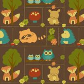 little creatures fabric