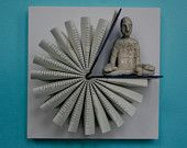 Meditator on Cog Fold (Original Sculpture)