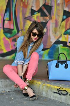 pantalon-rosa