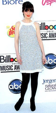 Zooey Deschanel I 2012 Billboard Music Awards