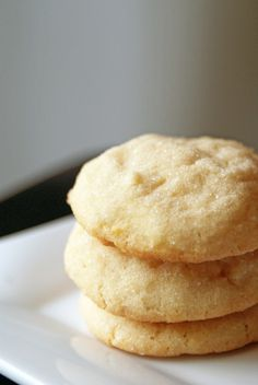 Egg Free Sugar Cookies  they are sooo good!