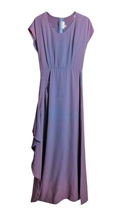 vintage ombre dress.