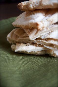 #Gluten-Free, #Nut-Free, #Vegan Flat Bread
