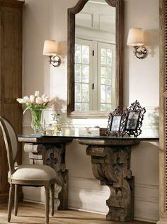 vanity table.. so pretty